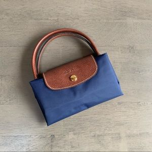 Longchamp | Le Pliage Small Top Handle Tote
